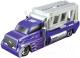 Набор игрушечных автомобилей Maisto Трейлер и машинка с пусковым ключом / 15102 -
