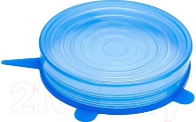 Крышка силиконовая Bradex TK 0252 (6шт)