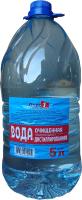 Вода дистиллированная Авто1 5л -