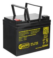 Батарея для ИБП Kiper GPL-12340 (12V/34Ah) -