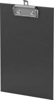 Планшет с зажимом Erich Krause Standard / 49444 (черный) -