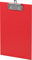 Планшет с зажимом Erich Krause Standard / 49446 (красный) -