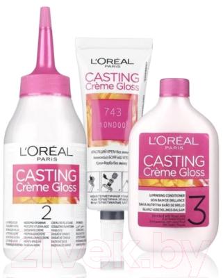 Крем-краска для волос L'Oreal Paris Casting Creme Gloss 5102 (холодный мокко)