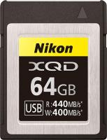 Карта памяти Nikon XQD 64G (VWC00101) -