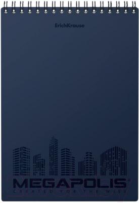 Блокнот Erich Krause Megapolis / 45949