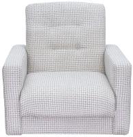 Кресло мягкое Экомебель Лондон-2 рогожка микс (бежевый) -