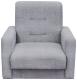 Кресло мягкое Экомебель Лондон-2 рогожка (серый) -