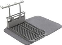 Коврик для сушки посуды Umbra Udry 330720-149 (темно-серый) -