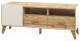 Тумба Мебель-Неман Сканди МН-036-03 (дуб вотан/белый) -