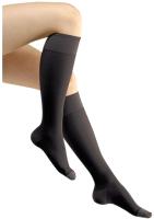 Гольфы компрессионные Aries Avicenum 140 тонкие с закрытым носком / 9999 (L, normal) -