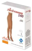 Колготки компрессионные Aries Avicenum 140 с закрытым носком / 8001 (L, long) -