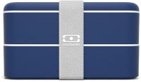 Набор ланч-боксов Monbento MB Original / 1200 02 129 (темно-синий) -