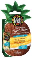 Бальзам для губ Farmona Tutti Frutti ананас и кокос восстановление (12мл) -