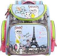 Школьный рюкзак Grizzly RAr-080-10/605371 -