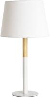 Прикроватная лампа Arte Lamp Connor A2102LT-1WH -