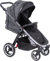 Детская прогулочная коляска Coletto Joggy 2020 (Silver/Bolt) -