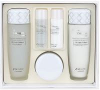 Набор косметики для лица 3W Clinic Collagen Whitening Skin Care Items 3 Set (150мл+150мл+60мл+15мл+15мл) -