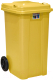 Контейнер для мусора ZETA ПЛ-00409/Ж -