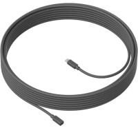 Удлинитель Logitech MeetUp Mic Extension Cable / 950-000005 (10м) -