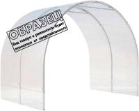 Секция для теплицы КомфортПром 2.1x2м(1) / 10011030 с поликарбонатом -