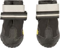 Ботинки для собак Duvo Plus 4705139/DV (S, черный) -
