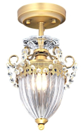 Потолочный светильник Arte Lamp Schelenberg A4410PL-1SR -