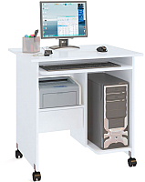 Компьютерный стол Сокол-Мебель КСТ-10.1 (белый) -