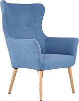 Кресло мягкое Halmar Cotto (синий) -