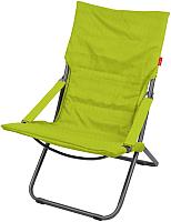 Кресло складное Ника Haushalt / HHK4/G (киви) -