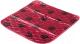 Многоразовая пеленка для животных DELIGHT 5353M-BD (53x53, бордовый) -