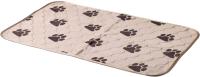 Многоразовая пеленка для животных DELIGHT 6040M-BE (60x40, бежевый) -