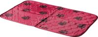 Многоразовая пеленка для животных DELIGHT 6040M-BD (60x40, бордовый) -
