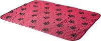 Многоразовая пеленка для животных DELIGHT 6580M-BD (65x80, бордовый) -
