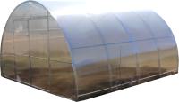 Теплица КомфортПром 4x4м(1) / 10011017 (с поликарбонатом) -