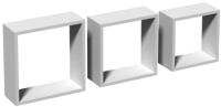 Комплект полок Domax FSS 100 / 67221 (белый) -