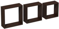 Комплект полок Domax FSS 100 / 67224 (венге) -
