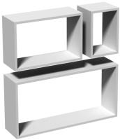 Комплект полок Domax FRS 1 / 67911 (белый) -