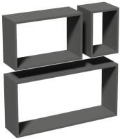 Комплект полок Domax FRS 1 / 67912 (серый) -