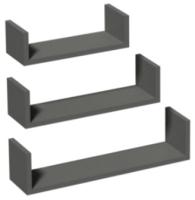 Комплект полок Domax FUS 1 / 67112 (серый) -