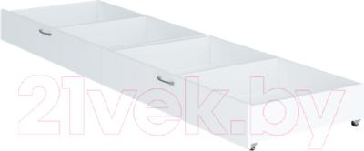 Комплект ящиков под кровать Rinner Осло М06 комплект ящиков кристалл 18л 3шт 4312698