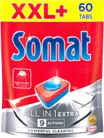 Таблетки для посудомоечных машин Somat All in One (60шт) -