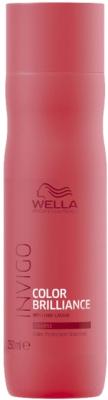 Шампунь для волос Wella Professionals Invigo Color Brilliance для защиты цвета жестких волос