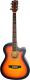 Акустическая гитара Foix FFG-1040SB -