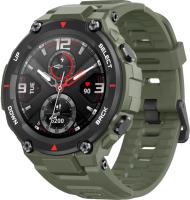 Умные часы Amazfit T-Rex / A1919 (армейский зеленый) -