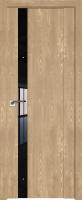Дверь межкомнатная ProfilDoors 62XN 70x200 (каштан натуральный/черный лак) -