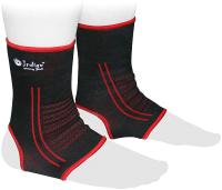 Суппорт голеностопа Indigo 902 КС (S, черный/красный) -