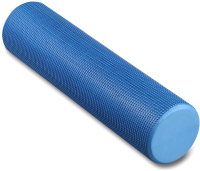 Валик для фитнеса массажный Indigo Foam Roll / IN022 (синий) -