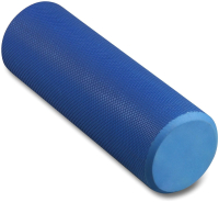 Валик для фитнеса массажный Indigo Foam Roll / IN021 (синий) -