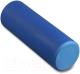 Валик для фитнеса массажный Indigo Foam Roll / IN021 (синий) -