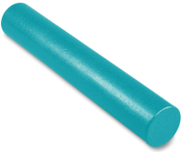 Валик для фитнеса массажный Indigo Foam Roll / IN023 (бирюзовый) -